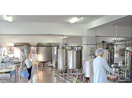 Система очистки для пищевой промышленности